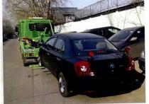 На эвакуируемые автомобили станут крепить магнитную