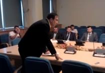 Порошенко уволил обидчика Саакашвили: «Я трепаюсь?»