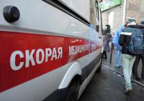 Валютную заемщицу, потерявшую сознание на митинге возле ЦБ, обследуют врачи