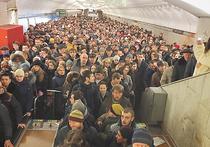 Чтобы избежать повторения давки, на станции «Тульская» откроют оба вестибюля