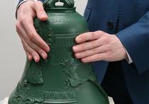 В Кремле появятся маленькие копии Царь-колокола и Царь-пушки