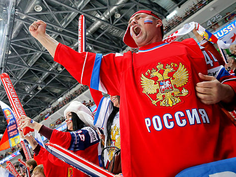 Российская Федерация сминимальным счётом обыграла Чехию