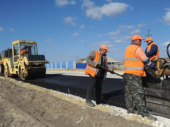 Омская область получит насельские автодороги практически полмиллиарда руб.