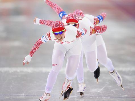 Конькобежец Руслан Мурашов завоевал бронзуЧМ надистанции 500м