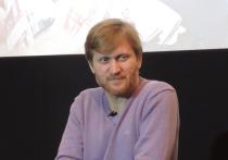 Андрей Рожков представил в Омске свою первую работу в кино