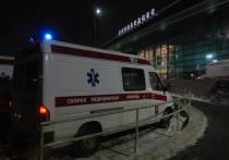 Пожарная машина, сбившая людей в «Домодедово», принадлежала аэропорту