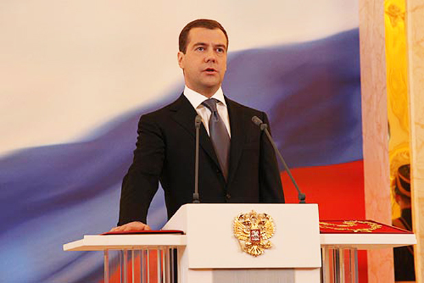 В «Единой России» назвали дату приезда Дмитрия Медведева вОмск