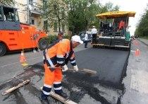 Во дворах Омска начался масштабный ремонт дворовых территорий