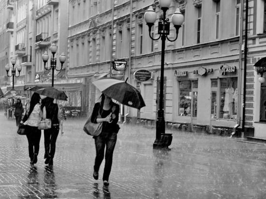 Сюрпризы погоды: климат Омска метает громы и молнии