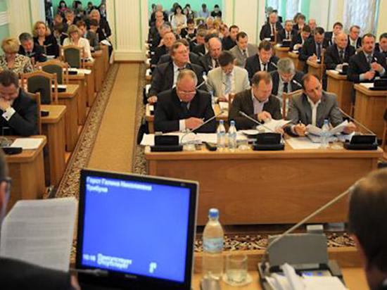 Депутаты Омского городского Совета избрали председателя
