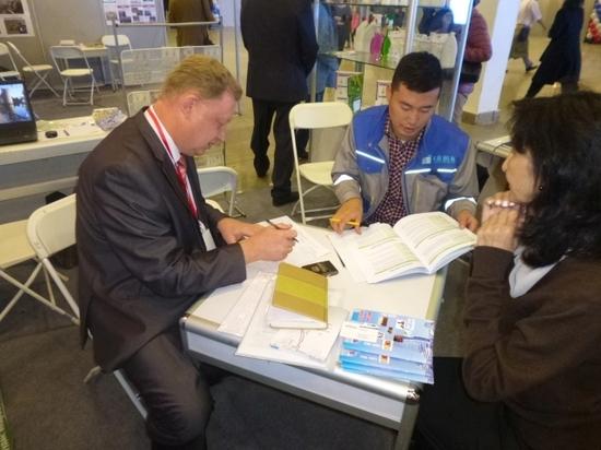 Монголия заинтересовалась омским зерном игазоанализаторами