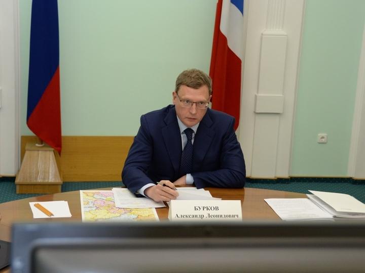 Бурков поведал министру Соколову оремонте дорог вОмской области