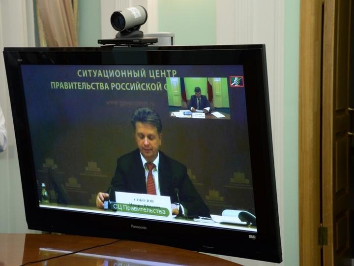 Бурков сказал министру транспорта оремонте омских дорог
