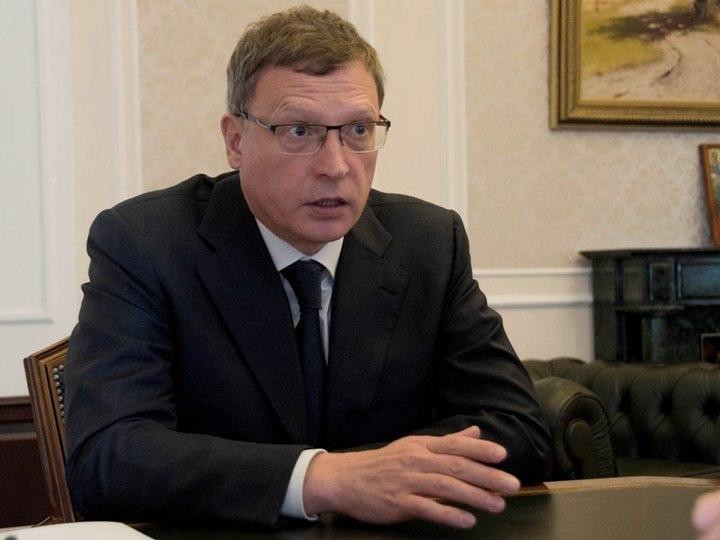 Бурков улетел в российскую столицу обговаривать бюджет Омской области