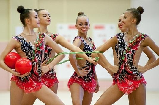 Омские гимнастки выиграли две медали начемпионате РФ