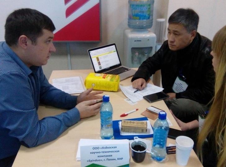 Омская компания отправит в КНР пробную партию мармелада ипеченья