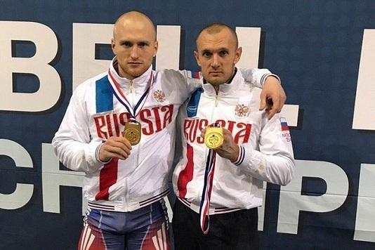 Омские гиревики завоевали золото наЧемпионате мира
