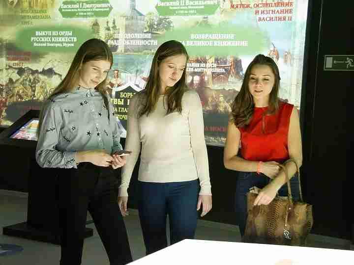 Исторический парк вОмске менее чем занеделю посетили 5 тыс. человек