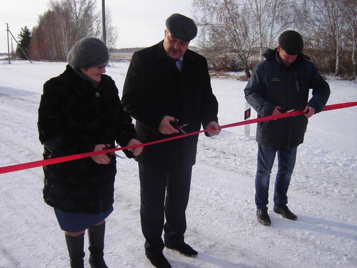 Насельскую дорогу кдвум сотням граждан ушло 22 млн руб.