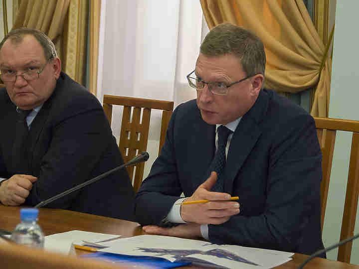 «Газпром» может построить вОмской области новый крупный завод