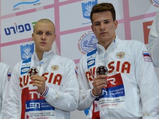 Омский пловец Мартин Малютин установил два рекорда России