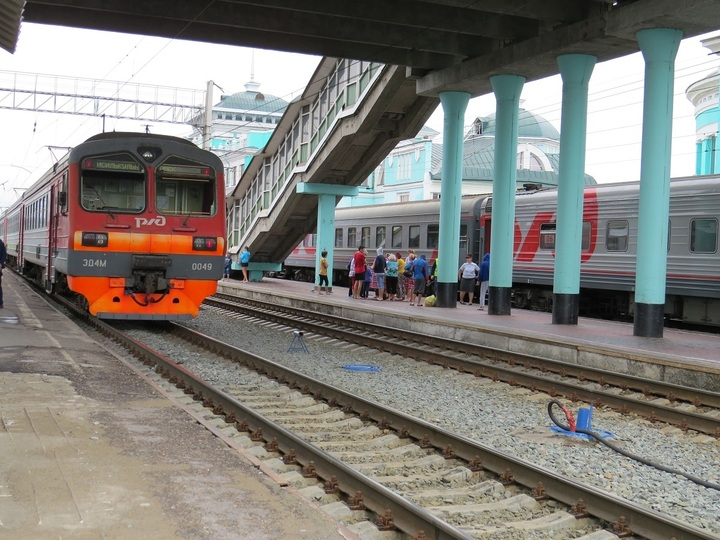 ВОмской области небудут увеличивать стоимость проезда вэлектричках