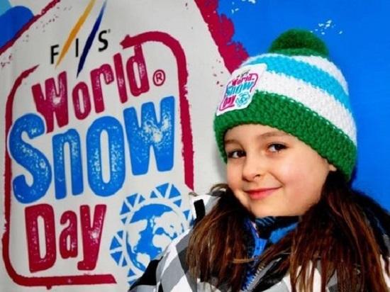 Омичи отметят День снега всноупарке «Крутая Горка»