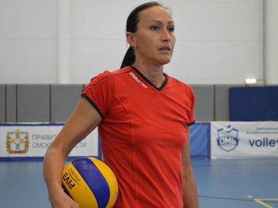 Воспитанница омского волейбола Анна Плигунова рассказала о карьере, семье и непростых решениях