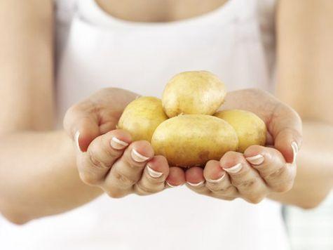омск картошка