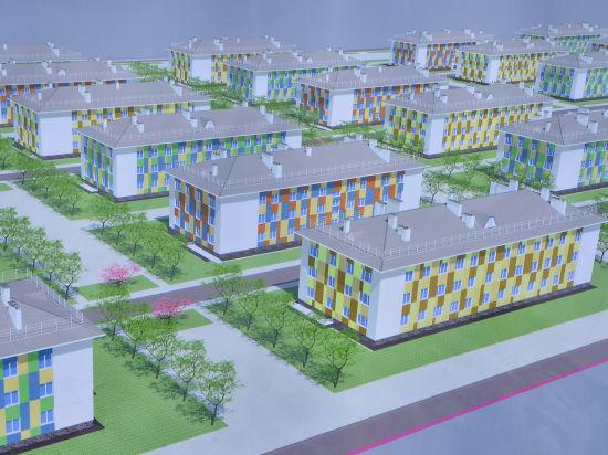 В омской «Рябиновке» появятся детский сад и школа