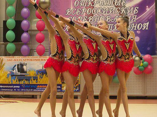XXIX Мемориал Галины Горенковой вновь доказал: омские гимнастки – одни из лучших