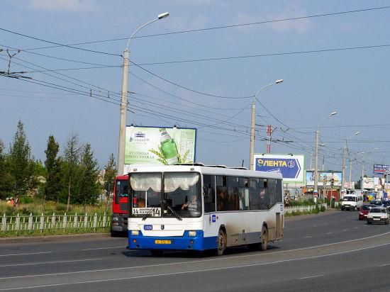 На магистралях Омска меняются